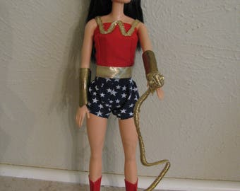 Barbie doll clothes-Wonder Woman