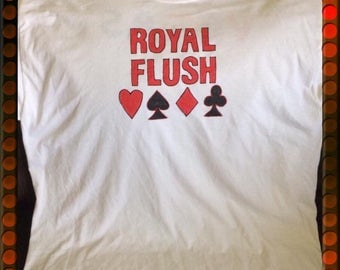 Royal Flush Tshirt