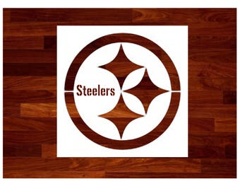 Pittsburgh Steelers Stencil
