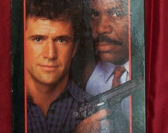Lethal Weapon 2 VHS Mel Gibson, Danny Glover