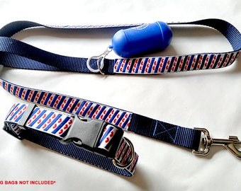 Frisian Collar and Leash Set