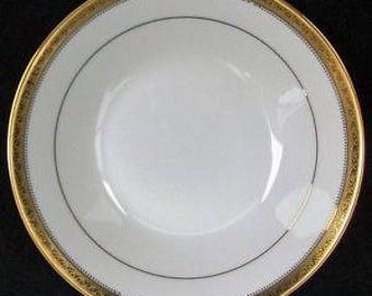 SALE 20% OFF!! Noritake Signature Gold Soup Bowl #4276