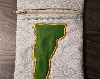 Vermont Zipper Pouch