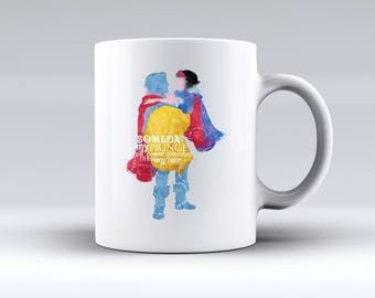 Someday My Prince Will Come Someday I Will Find my Love Snow White Disney 11oz MUG