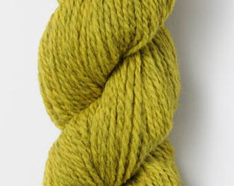 Woolstok in Golden Meadow - Blue Sky Fibers worsted yarn