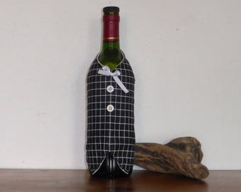 Bottle apron, a great gift for father's day.