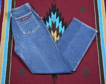 Vintage High Waisted Jordache Denim Jeans