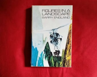 Barry England - Figures in a Landscape (World Books 1969) HB