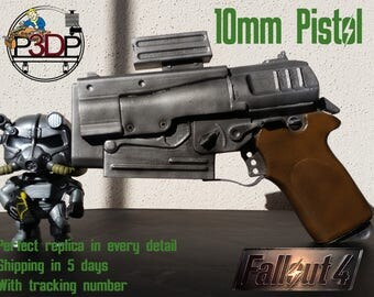 10 mm Pistol Fallout Replica ***Hight Quality***