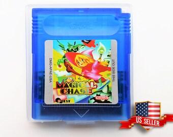Magical Chase - GBC- Game Boy Color - English Cartridge (Custom Fan Translation) Gameboy