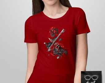 016 -- Non Timebo Mala (Alternate) -- Supernatural Inspired Shirt -- S-6XL