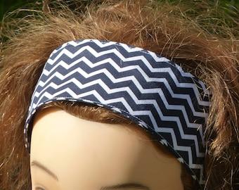 Headband, headband, headband cotton printed adjustable with wire