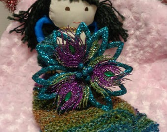 "doll- ""Mystica, the Fairy"""