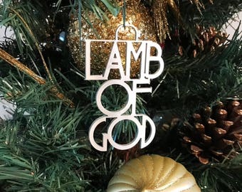 2017 Series: Lamb of God