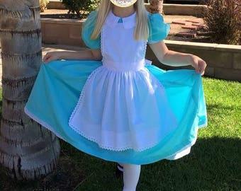Alice in Wonderland costume (child)