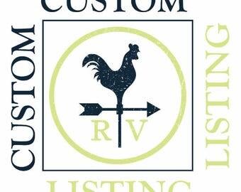 Custom Room Signs