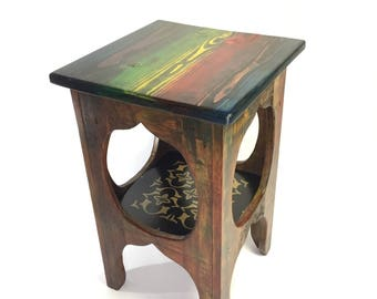 Decorative side or coffe table