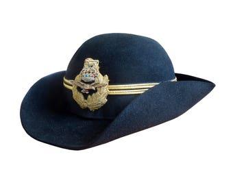 Officers of Air Ceremonial Cap/Hat (TN13868) - Royal Air Force Uniform Headwear - Size 55 cm - E574