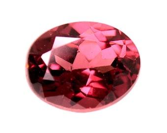 1.68 Ctw Lovely Luster Oval Gem Natural Rhodolite Garnet