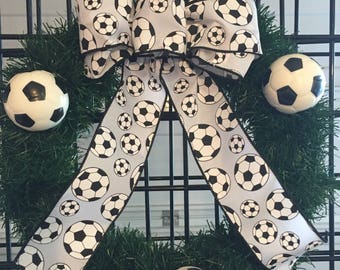 Sports Wreath - Soccer