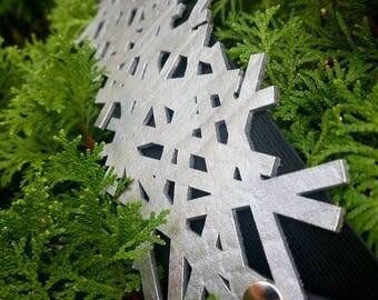 Leather Cinch Belt - Silver Bird Nest