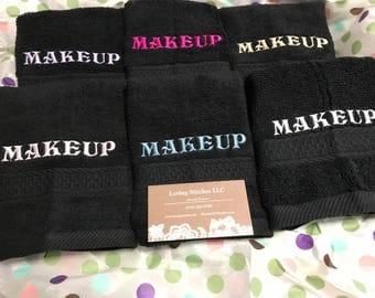 Makeup wash cloths