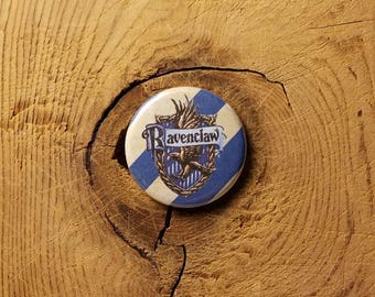 """Ravenclaw (1-1/4"""" Pinback Button)"""