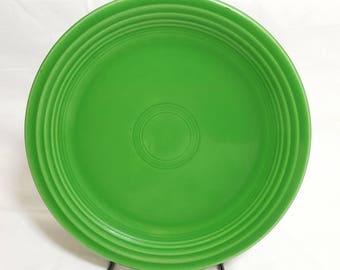 "Vintage Fiesta Medium Green 7"" Plate"