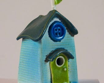 Ceramic Beach Hut