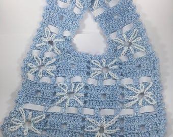 Baby Bib Crochet Handmade