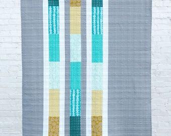 Strip it Down Quilt Pattern