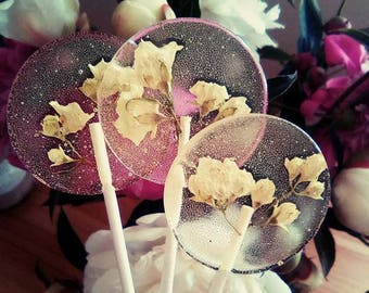 Jasmine Lollipop 5 set