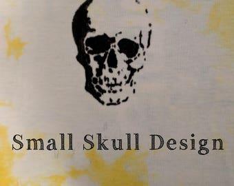Small Skull Design