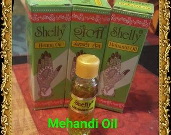 Mehndi Henna Oil
