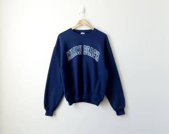 90s Miami Beach Sweatshirt