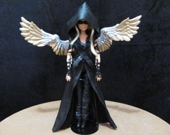 OOAK Barbie Serra Doll 15