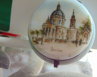 Beautiful trinket box of Torino Italy