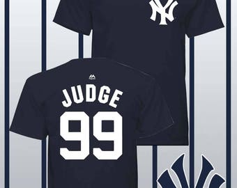 New York Aaron Judge 99  T-shirt !! free shipping