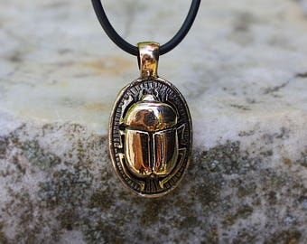 Beetle Scarab Pendant Free Shipping  Weight 13,16 g