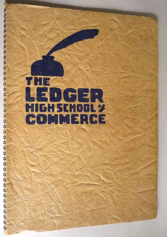 Clinton Kelly High School of Commerce Yearbook (Annual) 1940 - The Ledger - Portland, Oregon OR - Multnomah County