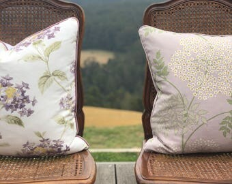 William Morris 'Cow Parsley' Cushion