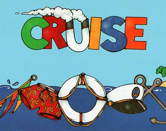 Cruise Title Over-alls Page Topper 6x12 Title Scrapbooking Scrapbooks Ek Success Embellishments Cardmaking Crafts
