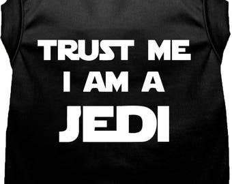 Trust Me I Am A JEDI Star Wars Dog Vest, Shirt Limited Time Only