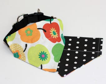 Bandana for Cats / Dogs / reversible
