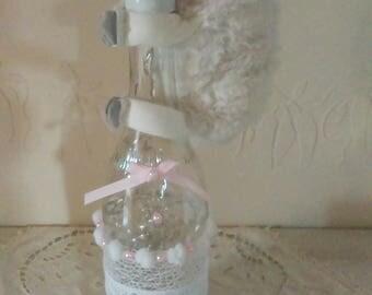 Music bottle lamp