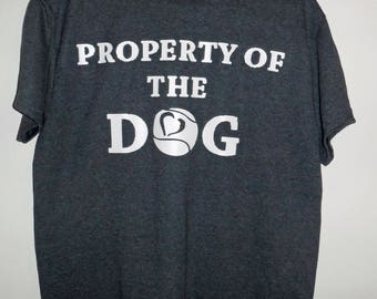 Property of the Dog T-Shirt