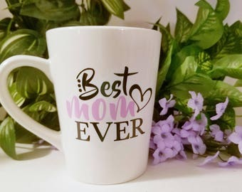 Best Mom Ever | Mom Birthday Gift | New Mom | Gift for Mom | Mothers Day | Mom Birthday | Mom Gift | New Mom Gift | Gift from Daughter |