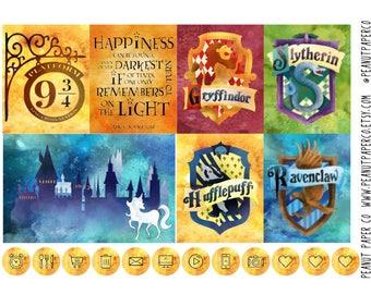 Harry Potter Inspired Kit