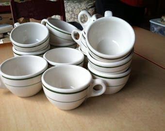 Buffalo china restaurant cups (13)
