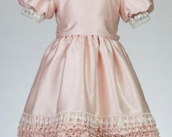 Birhtday Gown, Babygirl Birthday, Birthday Dress, Girl's Birthday Dress